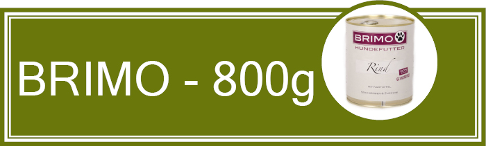 800g Dosen